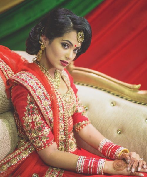 South Asian Bridal Makeup Artist